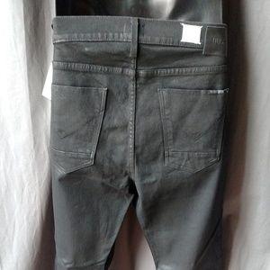 """Hudson Jeans Jeans - Hudson Jeans for Men Sartor Black Denim NWT 38"""""""